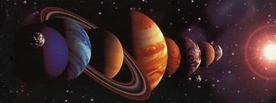 El nombre de los planetas del sistema solar