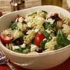 Take your taste buds to the Greek Isles without leaving home by tossing together the flavorful ingredients to make our Greek Pasta Salad. This easy taste of the Mediterranean can be on your table as a change-of-pace go-along or light main dish.