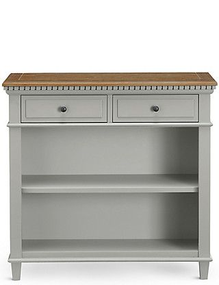 Darcey Low Bookcase | M&S