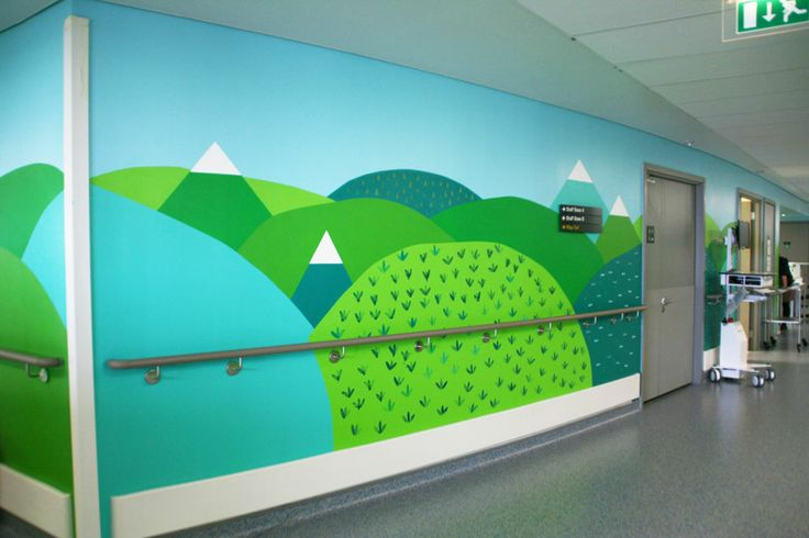 Donna Wilson and her team create an installation and mural in one of the children's wards at the Royal London Hospital - these are photos of the work in progress! Read all about it here! http://donnawilsonsblog.blogspot.co.uk/2014/03/donna-wilson-vital-arts-royal-london.html
