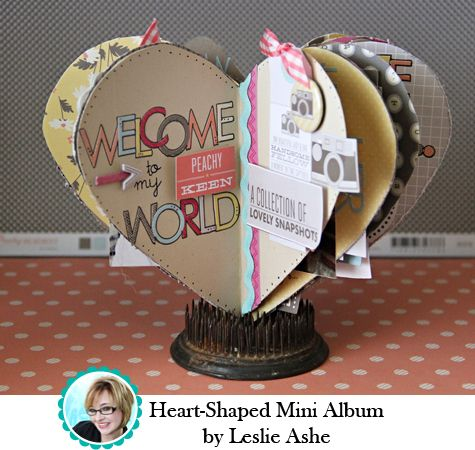 awesome heart mini album