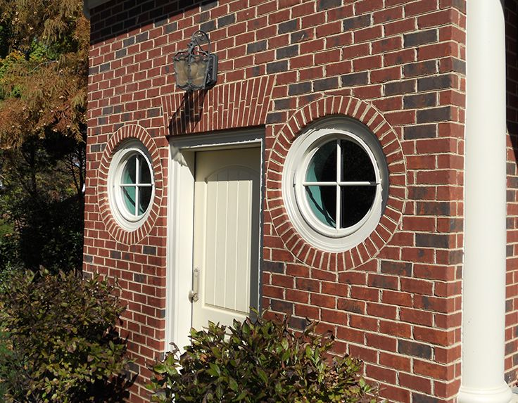 Decorative arches add character and come in many different for Window shapes and sizes