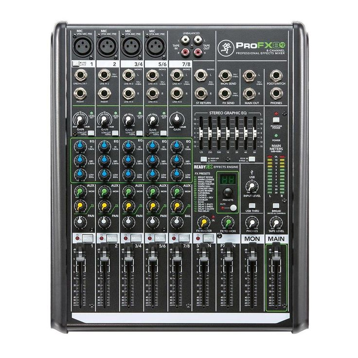 Mackie Mixers: ProFX8v2 8-Ch FX Mixer w/USB $120 AR ProDX4 4-Channel Wireless Digital Mixer $140 & More  Free ... #LavaHot http://www.lavahotdeals.com/us/cheap/mackie-mixers-profx8v2-8-ch-fx-mixer-usb/168315?utm_source=pinterest&utm_medium=rss&utm_campaign=at_lavahotdealsus