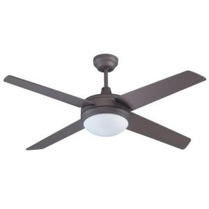 $207, 2-Light Fan Oil Rubbed Bronze Blades Oil Rubbed Bronze Finish-CLI-RP1004OBL at The Home Depot  60 watt - 1 bulb?