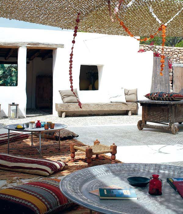 Summer house. Formentera
