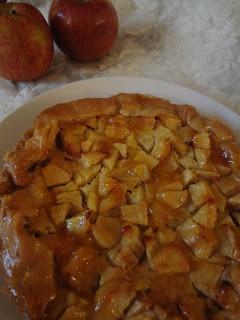 Duizenden1dag: Bretonse appeltaart van Cees Holtkamp