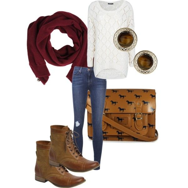 Stable chic #casual #fashion