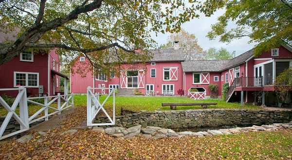 Converted Barn in Kent, CT... it's practically right up the road... just waiting for me to call it home. :-)