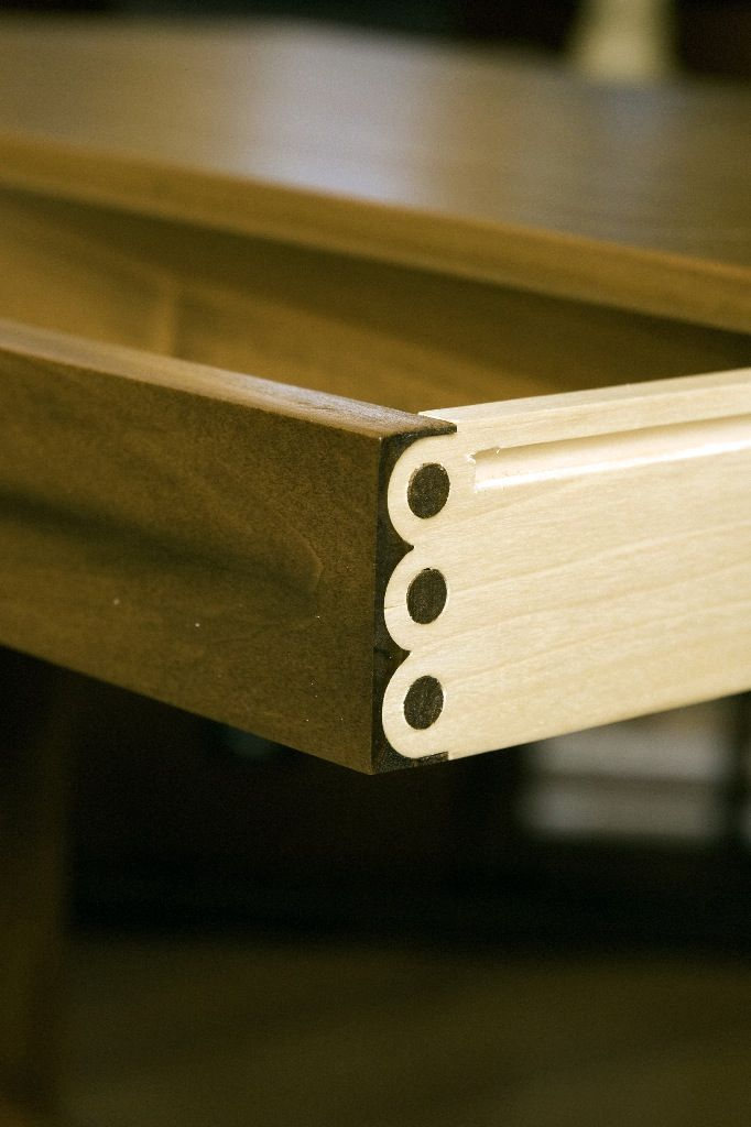 Cove and Pin Drawer - Reader's Gallery - Fine Woodworking