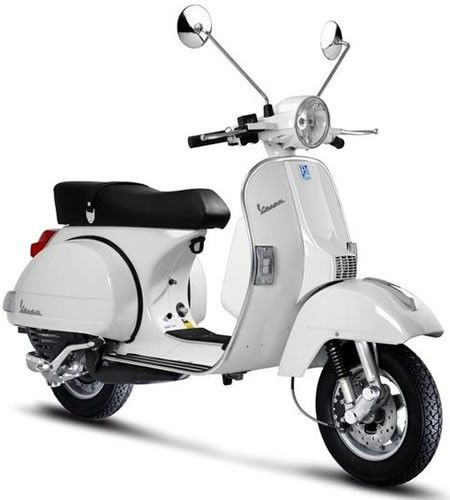vespa | Vespa PX 125 - White - Vespa New Scooters