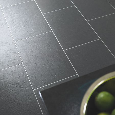 Vinyl Tile Flooring Also Known As Resilient Has Been A