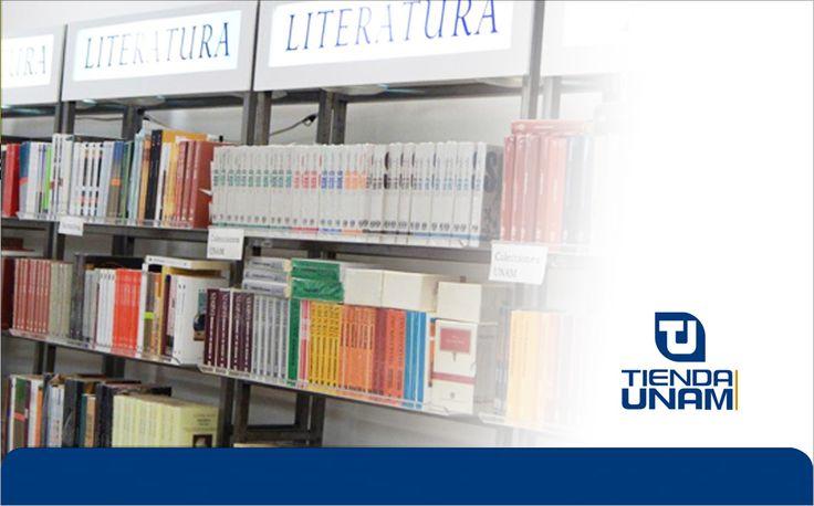 En Tienda UNAM hay un espacio de Libros UNAM.