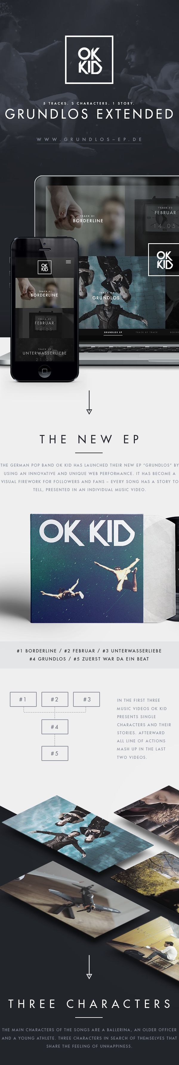OK KID - Grundlos Extended by Oliver Ecker, via Behance