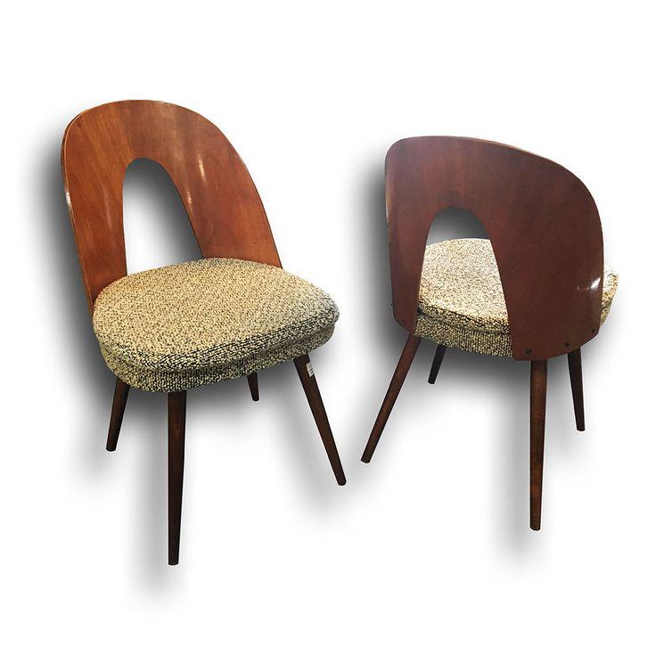 židle Tatra - Antonín Šuman   chairs by Tatra - Antonín Šuman     Nový Antik Bazar - Starožitnosti |www.aantik.cz