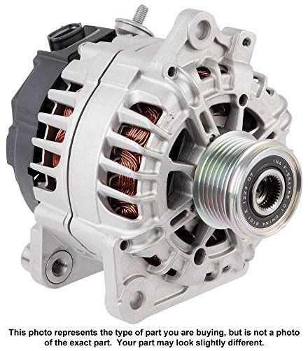 Brand New Premium Quality Alternator For Buick Rendezvous And Pontiac Aztek G6 - BuyAutoParts 31-00161AN New