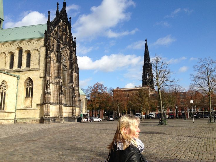 """Welcome to my adopted """"home town"""": Muenster, Germany... I used to study Pediatric Nursing and Special Needs Education in Muenster before I left Germany and started a new life with my husband in Australia..."""