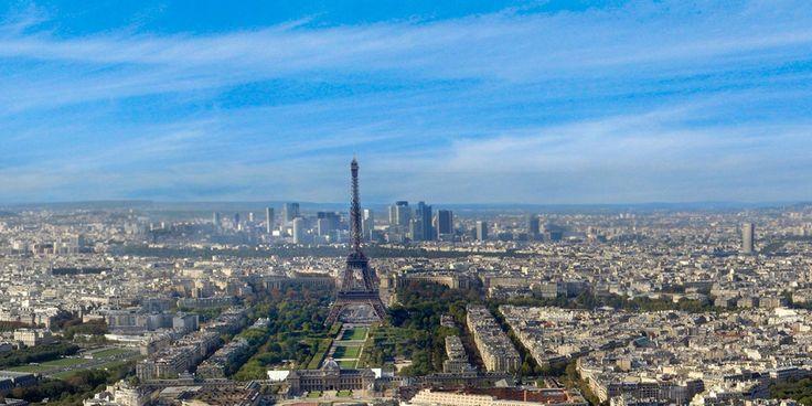 Tour Eiffel, Paris : Une grande dame.