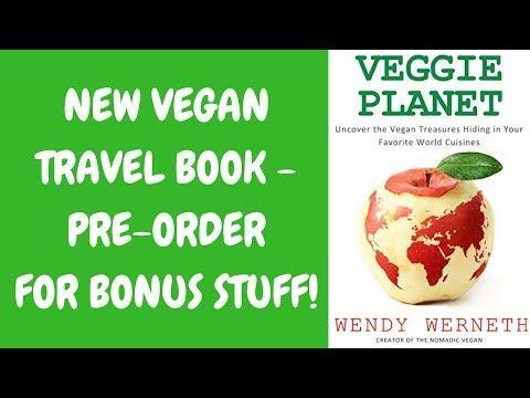 """NEW BOOK """"VEGGIE PLANET"""" - PRE ORDER FOR BONUS CHAPTER! - YouTube"""