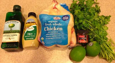 The Paleo Review: Elana's Pantry Baked Mustard Lime Chicken