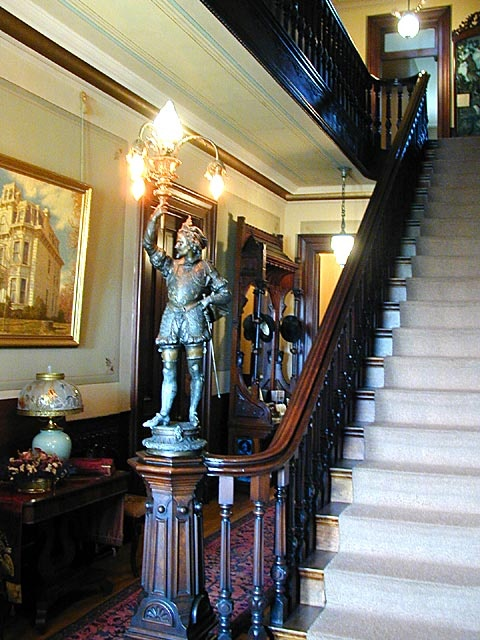 Victorian Foyer Jr : Sculpture on newel post foyer pinterest posts