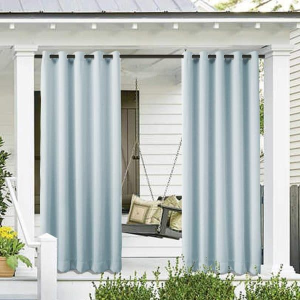Top 10 Best Outdoor Curtains In 2020 Topreviewproducts Outdoor Curtains Outdoor Waterproof Curtains Patio Curtains