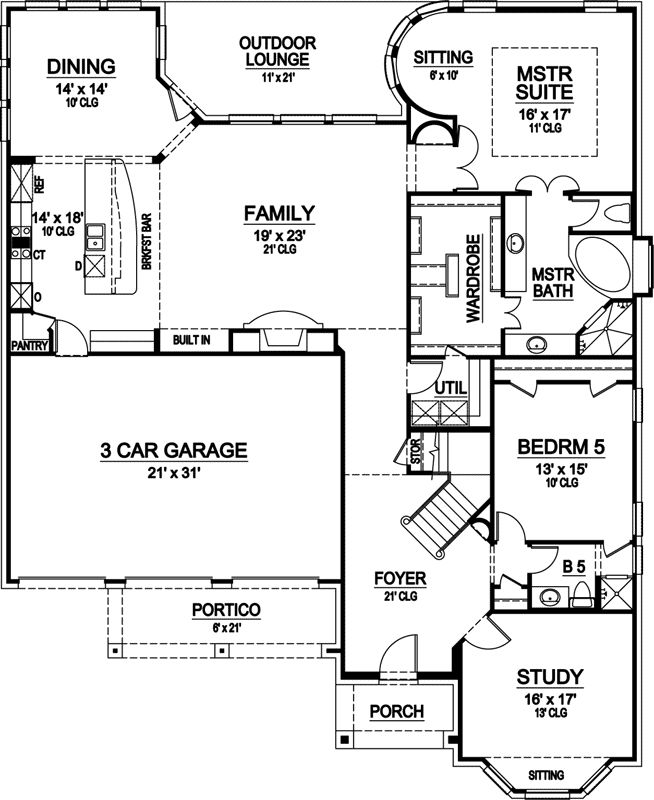 352 Best Images About House Plans On Pinterest House