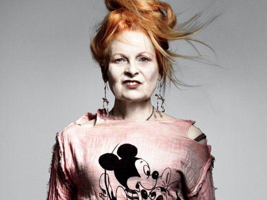 Vivienne Westwood, aka SEX PISTOLS (spouse) European Union, ecocide, eco-fashion, sustainable fashion, green fashion, ethical fashion, sustainable style, eco-friendl...