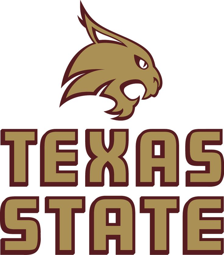 Texas State Bobcats Alternate Logo (2013) -