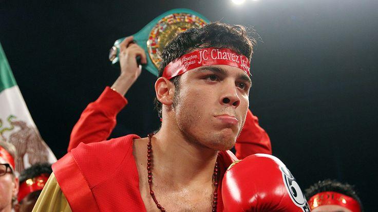 Julio Cesar Chavez Jr. Issues Challenge to Bernard Hopkins