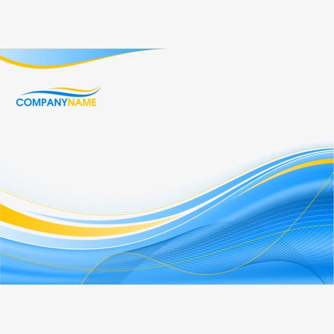 Download Vector Blue Wave Transparent Elegant Background For Free