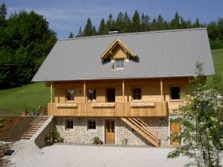 Luxury spacious apartment in the Triglav Nat. park, near lake Bled and Bohinj   Holiday Rental in Bohinj  from @HomeAwayUK #holiday #rental #travel #homeaway