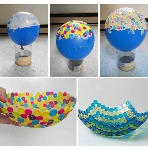 +1 Si te gusto la idea.Cosas faciles para reciclar.