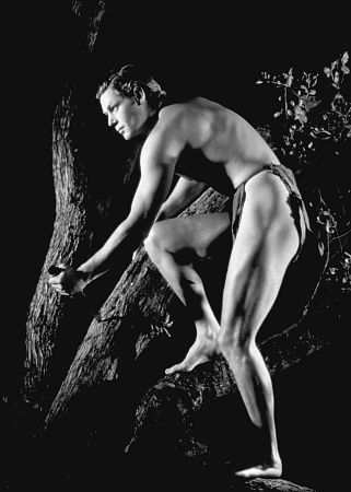 "What girl of the 50's/60's didn't have a little crush on ""the real"" Tarzan!"