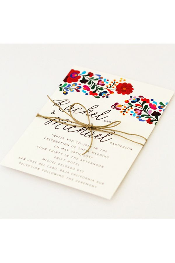 Mexico Wedding Invitations Destination Weddings Cabo Fl Bold