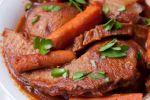 Best-Ever Passover BrisketRecipe