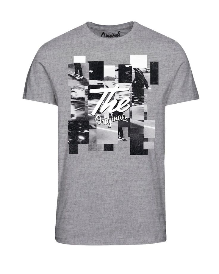 15e78953cd896 Graphic print t-shirt made of a soft and stretch cotton featuring a simple  look