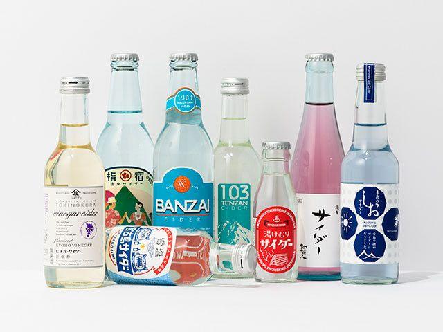47都道府県の美味しいすぐれものご当地サイダー九州沖縄篇