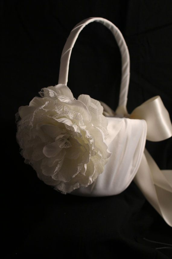 flower girl basket