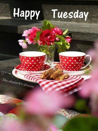 Happy Tuesday!, Everyone!