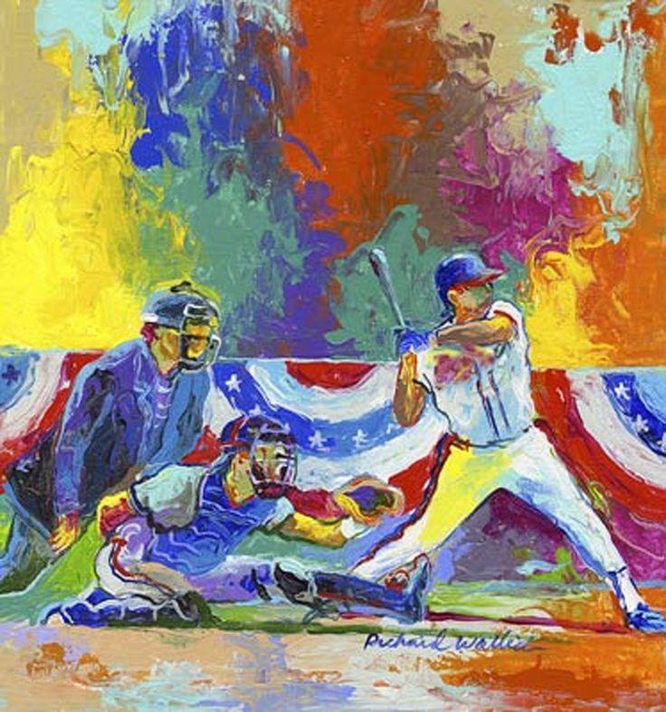 1000 images about mural time on pinterest bedroom boys for Baseball mural wallpaper