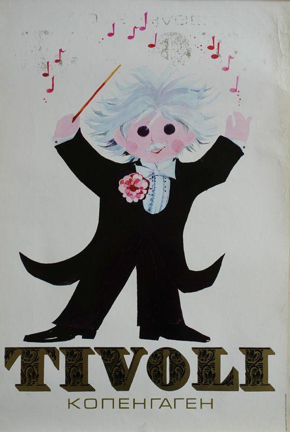 1972 Tivoli Gardens by Richardt Branderup 3rd by OutofCopenhagen