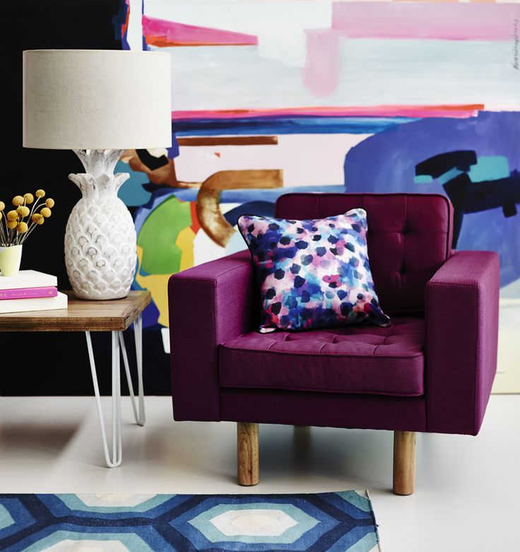 Another gorgeous photo from Space to Create's photo shoot, featuring the reverse side of the Tassel+Gaine Opus cushion! Styled by Julia Green & Jacqui Moore & shot by Lisa Cohen. spacetocreate.co  I  tasselandgaine.com