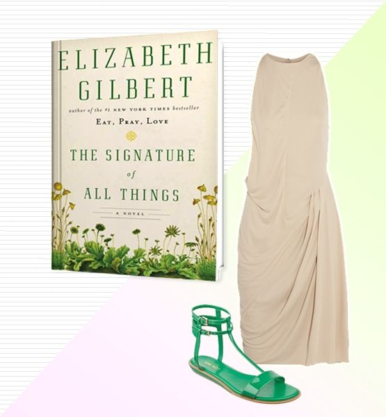 Fashion Inspired By Our 2013 Favorite Books: The Signature of All Things by Elizabeth Gilbert