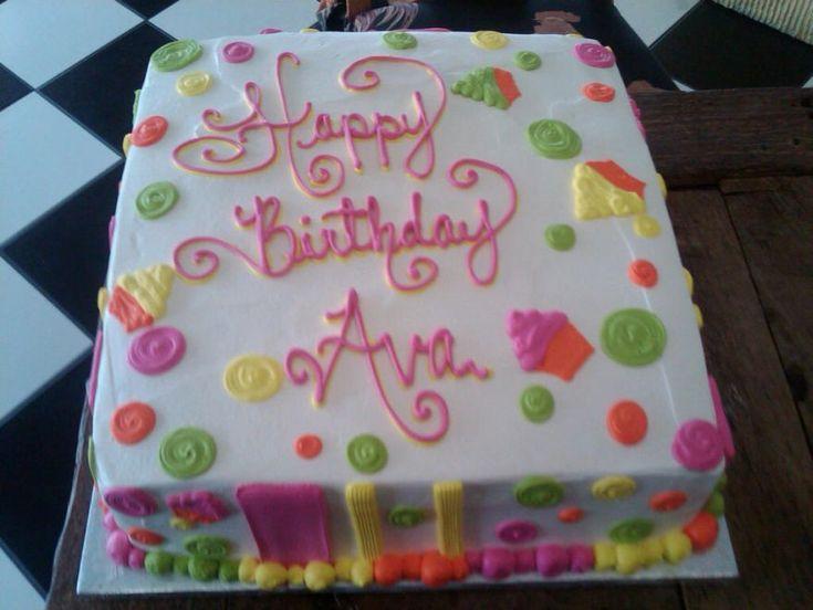 Birthday Cake Vons For Him