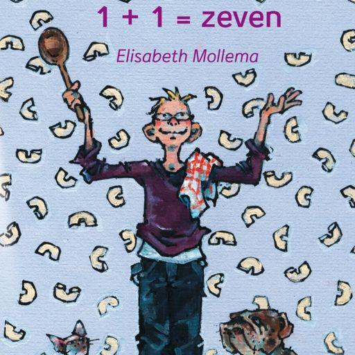 1 + 1 = zeven | Elisabeth Mollema: Adriaan en Hannes worden overburen. Hun gezinnen sluiten vriendschap. De twee jongens bedenken een plan…
