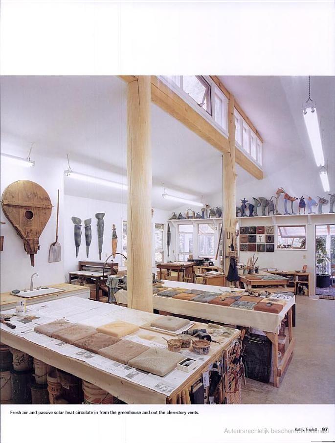Setting Up Your Ceramic Studio: Ideas & Plans From Working Artists - Virginia Scotchie - Google Boeken