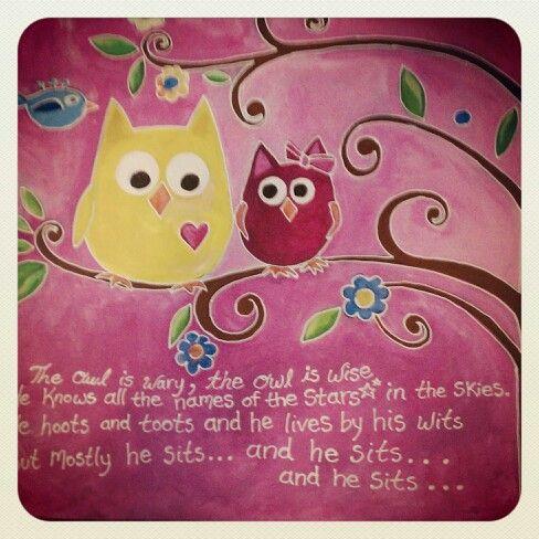 Owls for Hadley