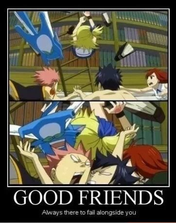Fairy Tail || anime funny