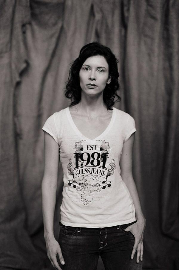Sydney model Portfolio Photography, Fashion Portrait, Studio Test Marina
