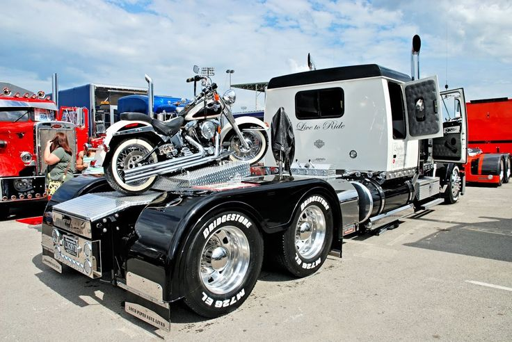 Custom Big Rig Trucks | Custom Big Rigs, Trucks, Custom Bikes & Beautiful Babes - YouTube